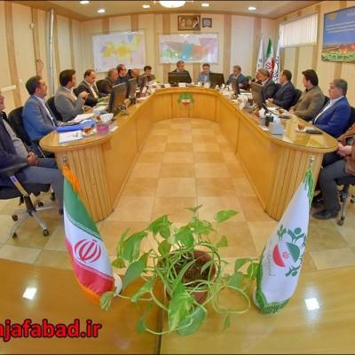 حضور شهردار و مدیران شهری در جلسه ١٤٩ شورای اسلامی شهر