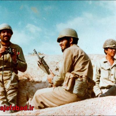 اولین پاسدار شهید نجفآباد / شهید حیدرعلی طالبی؛ مشهور به استاد میرزا