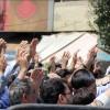 مراسم استقبال و تشییع شهدای 8 سال دفاع مقدس نجف آباد/عکس